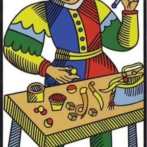 el mago marsella