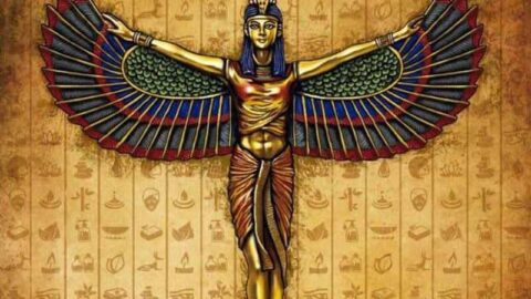 ISIS, MADRE DE LOS EGIPCIOS